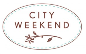 City Weekend Logo
