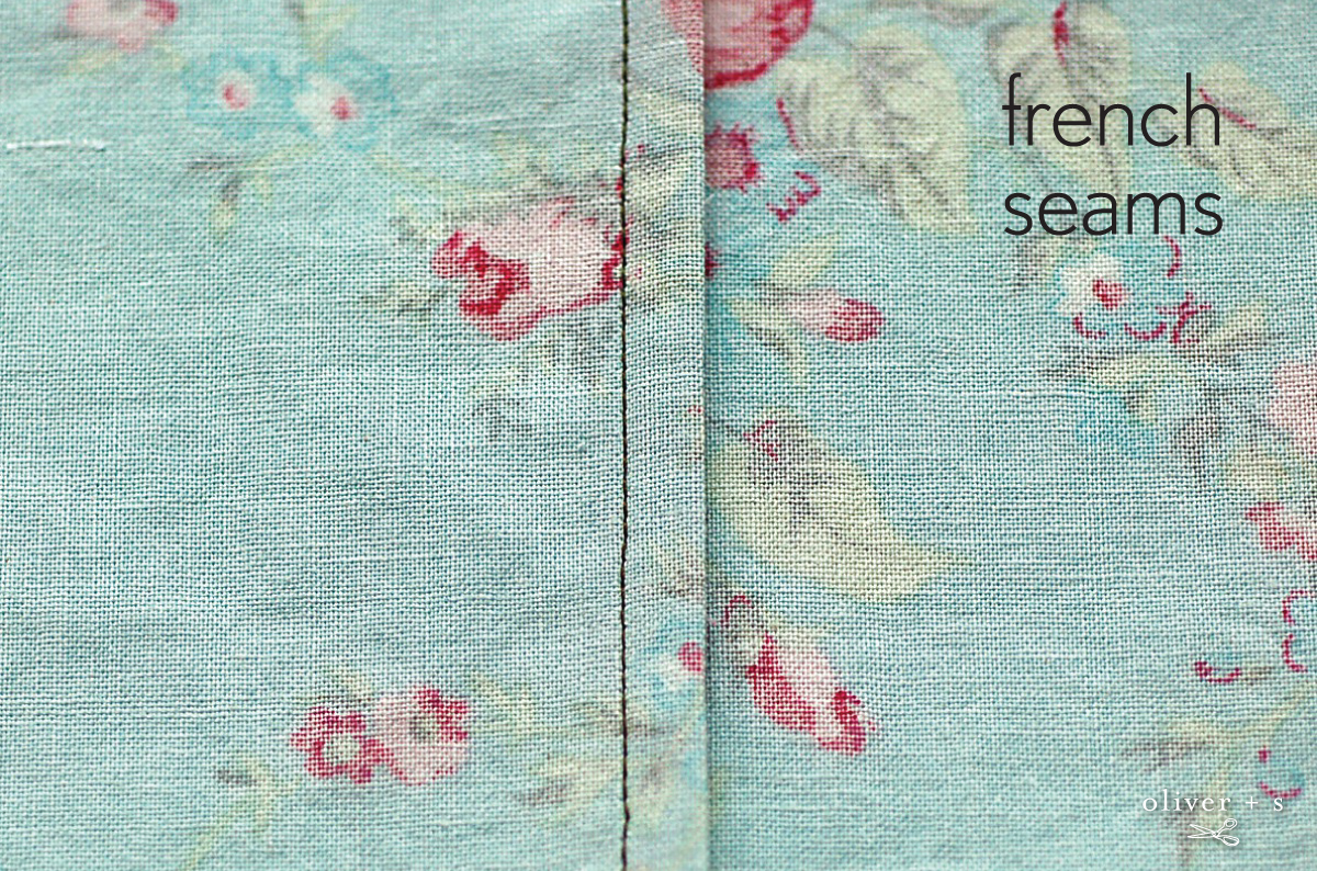 french seams blog oliver s