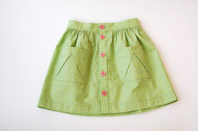 Hopscotch Skirt Sewing Pattern