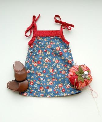 Popover Doll Dress: Free Downloadable Pattern   Blog   Oliver + S