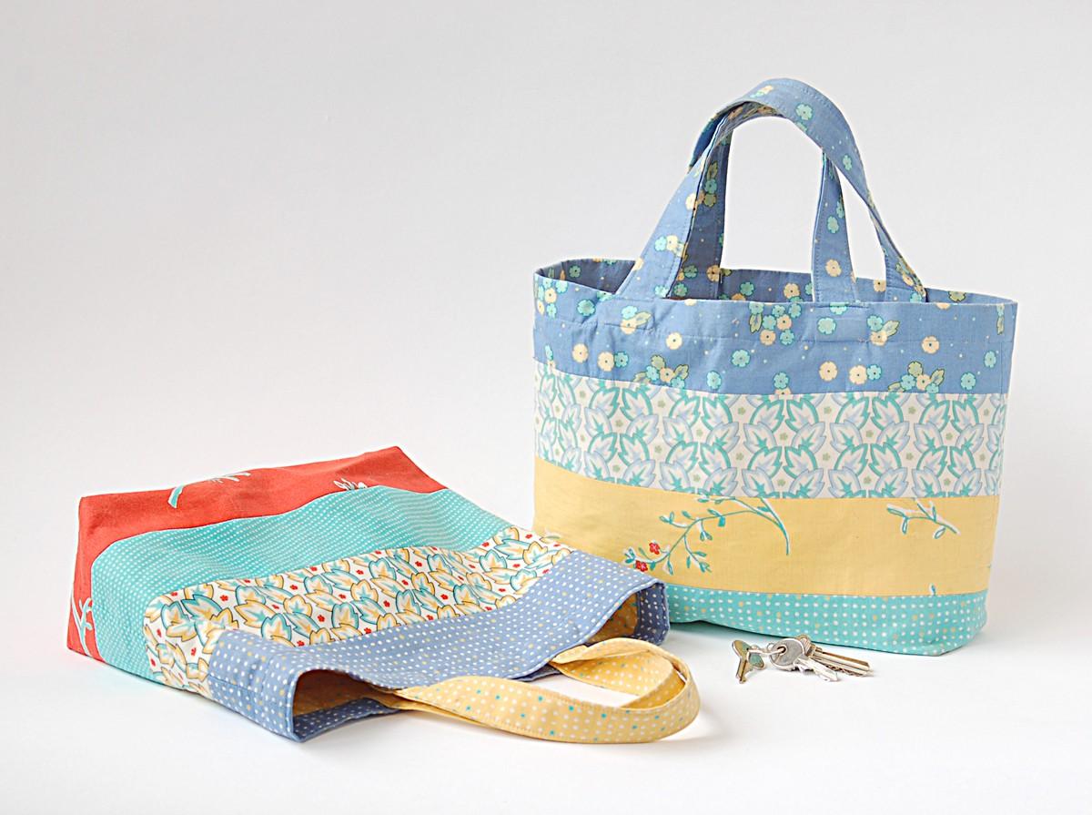 Mother-Daughter Tote Bag Kit Giveaway | Blog | Oliver + S