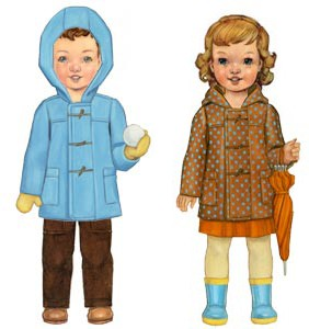 School Days Jacket and Coat Pattern
