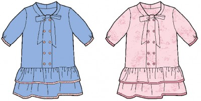 Two Apple-Picking Dresses
