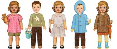 Oliver + S Digital Sewing Patterns for Children