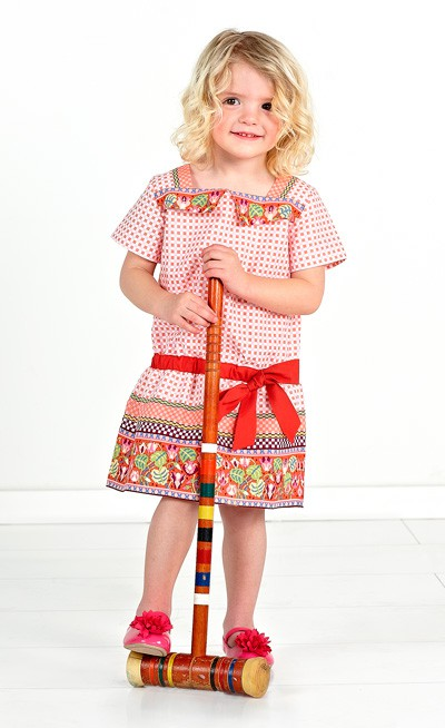 Oliver + S Croquet Dress Sewing Pattern