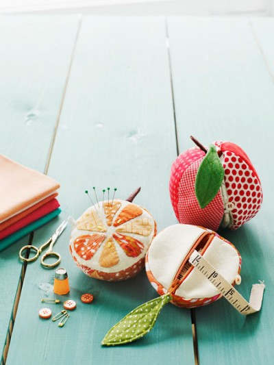 Apples to Oranges Sewing Kit