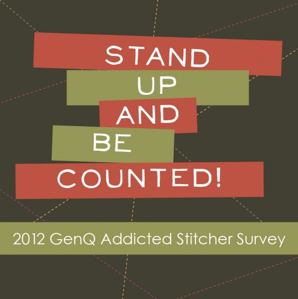 GenQ 2012 Addicted Stitcher Survey