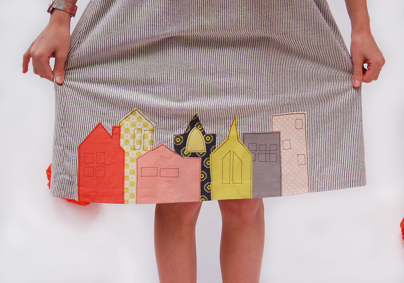 Applique for clothes with your own hands