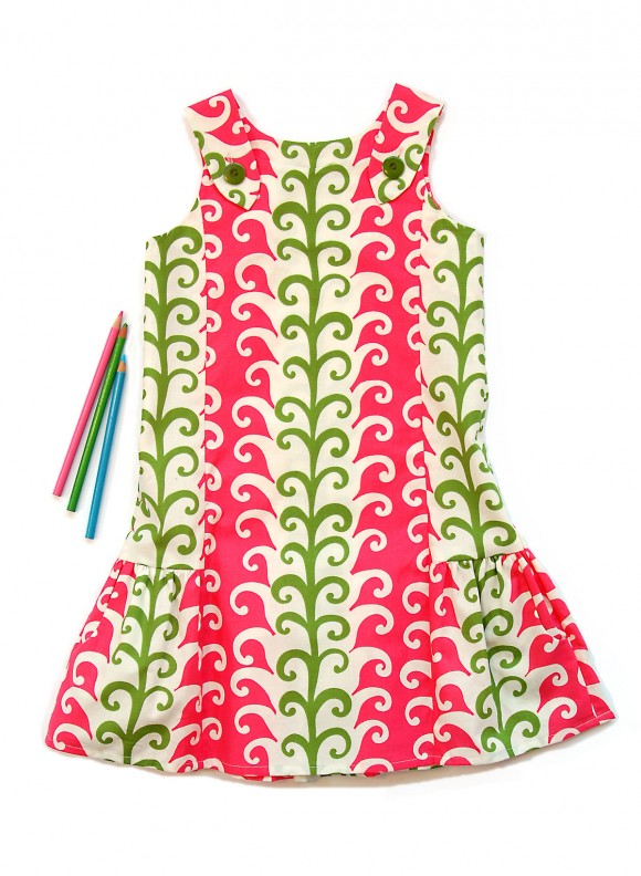 Oliver + S Seashore Sundress