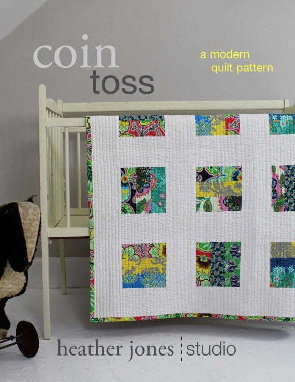 Coin Toss Quilt Pattern