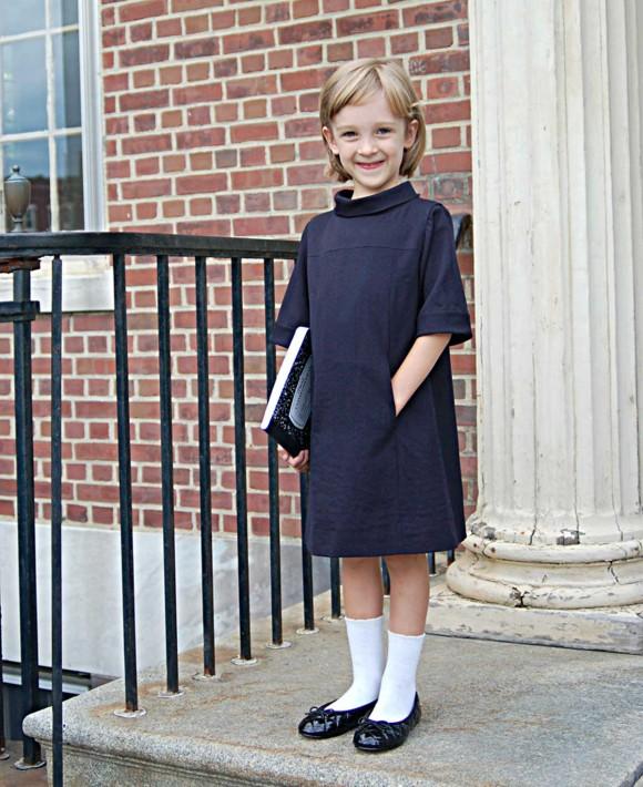 School Photo Modeled