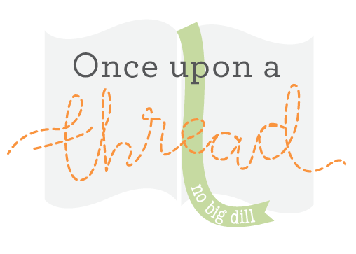 once upon a thread logo