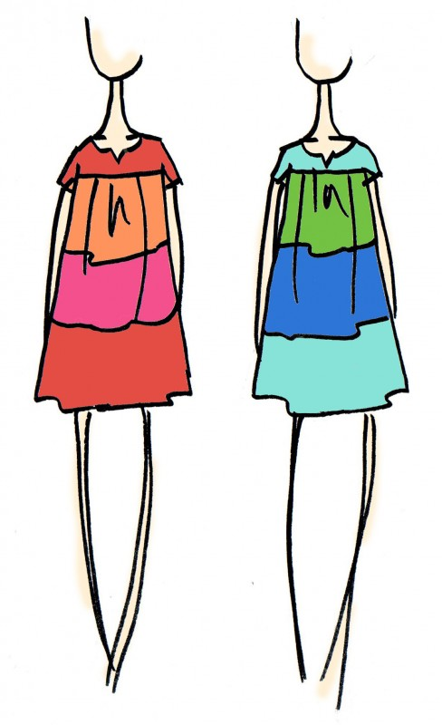 1-ice-cream-dresses-with-color-blocking