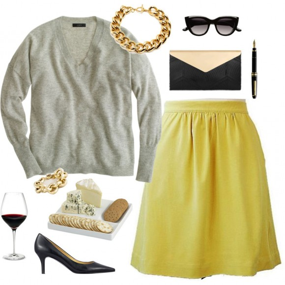 date-night-yellow-everyday-skirt
