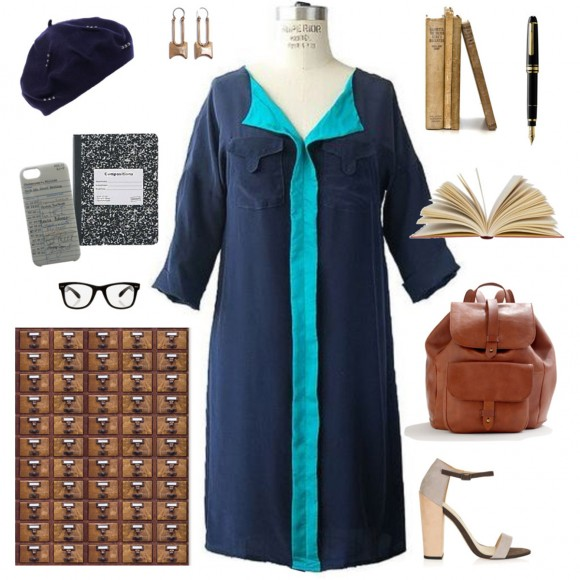 library-weekend-getaway-dress