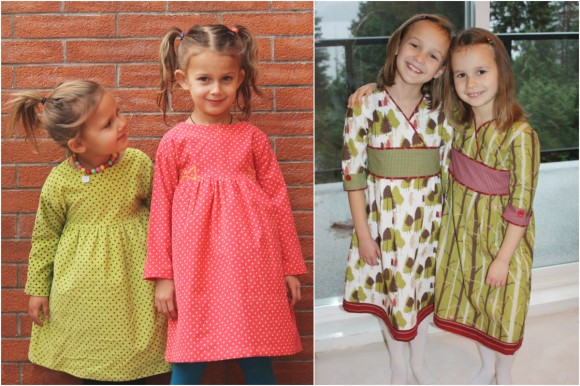 holiday sister dresses