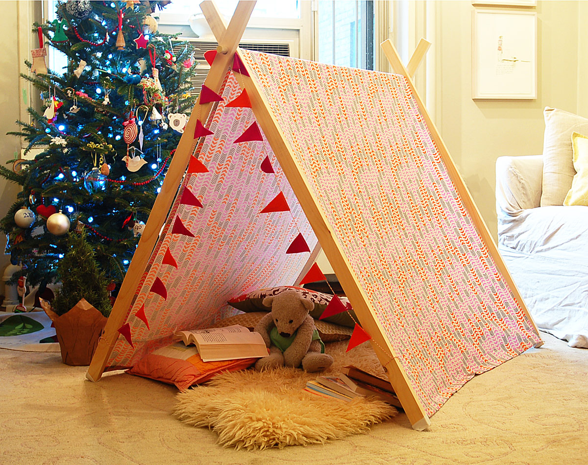play-tent-1 & Playtime: Indoor Tent | Blog | Oliver + S