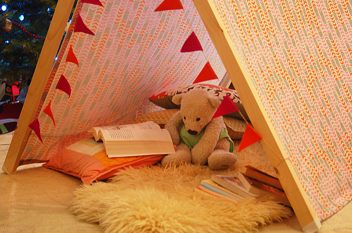 play-tent-inside & Playtime: Indoor Tent | Blog | Oliver + S