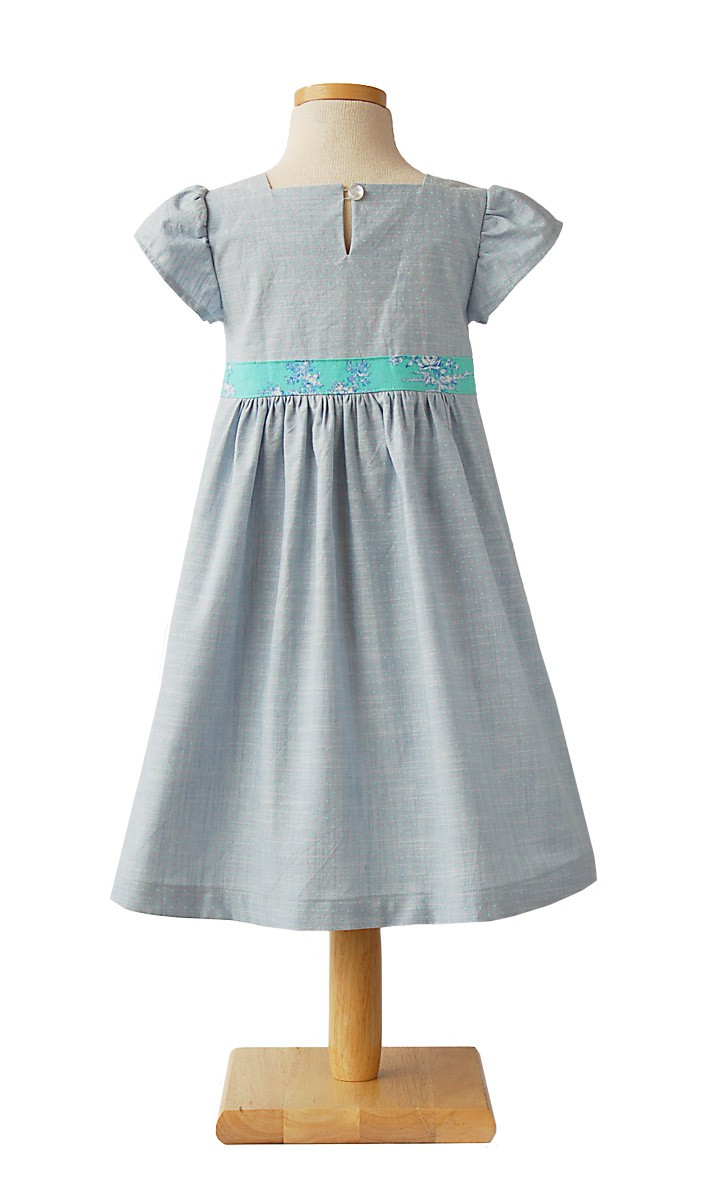 Introducing the Garden Party Dress + Blouse Sewing Pattern | Blog ...