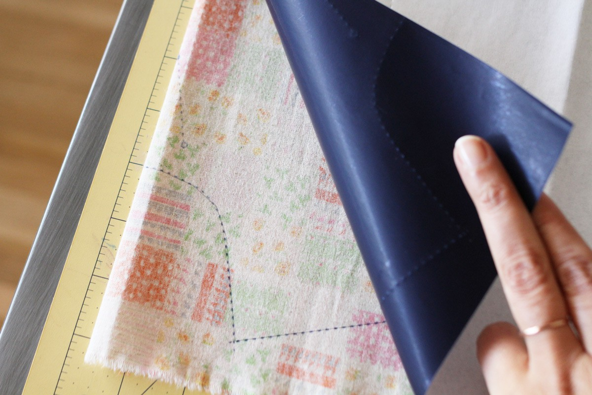 How to preserve a pattern carbon tracing paper blog oliver s preserving you pattern carbon05 traced jeuxipadfo Image collections