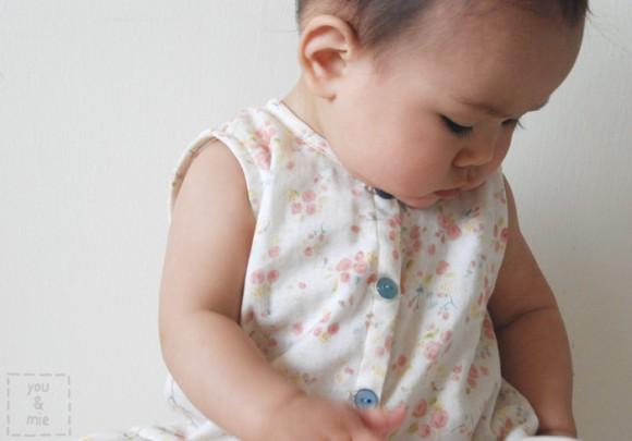 sleeveless lullaby layette bodysuit tutorial