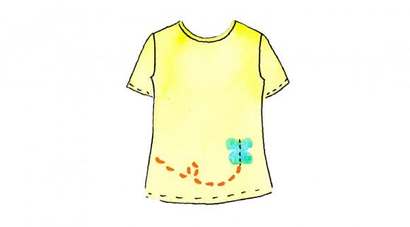 t-shirt-applique