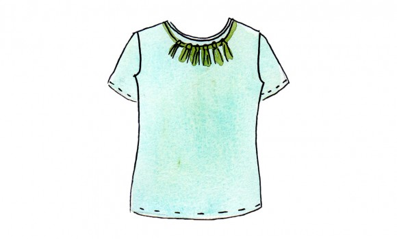 t-shirt-embellished-necklace