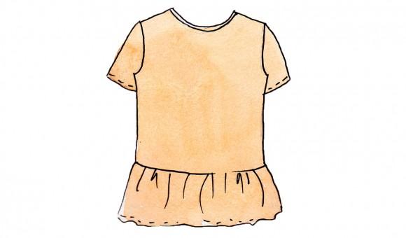 t-shirt-peplum