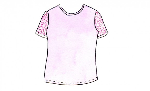 t-shirt-stretch-lace