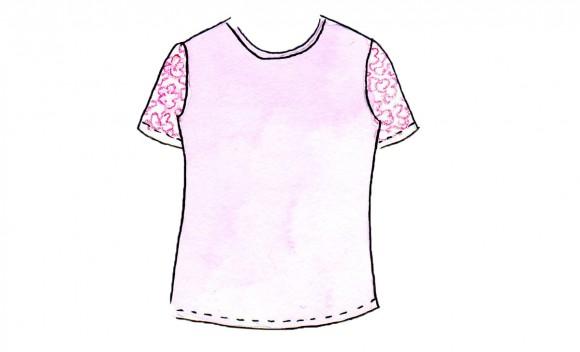 t-shirt-stretch-lace