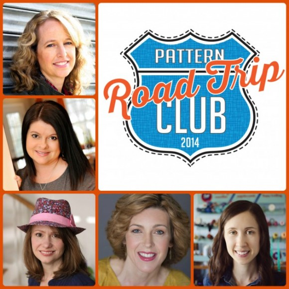 The Road Trip Pattern Club