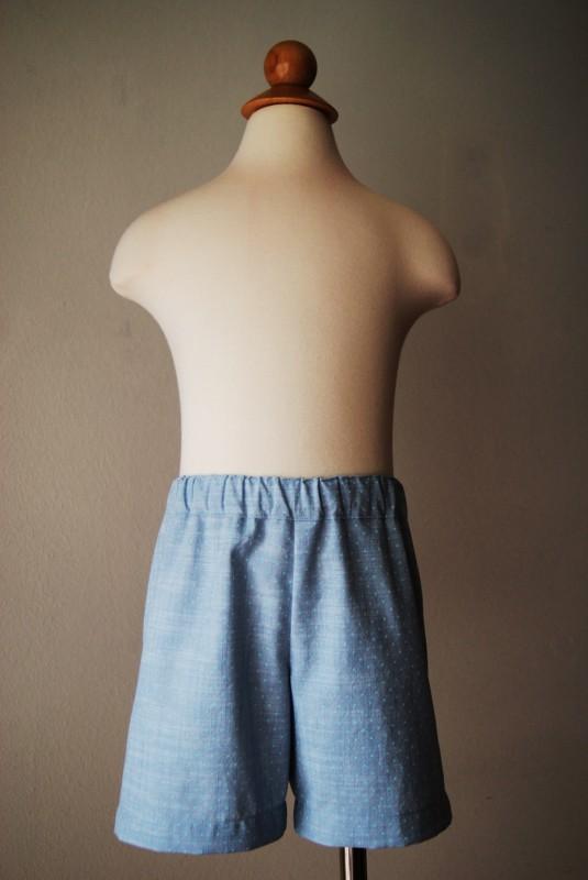 Sunny Day Shorts Tutorial