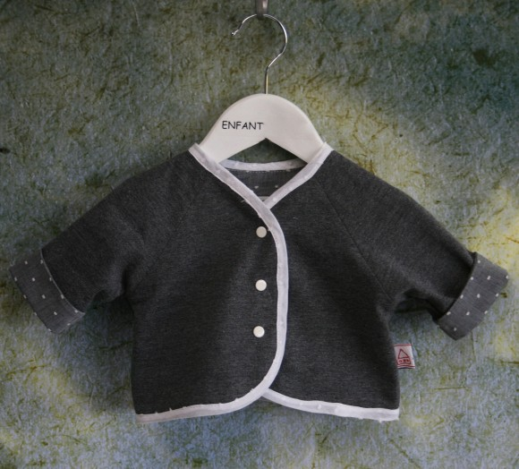 Oliver + S Lullaby Layette jacket