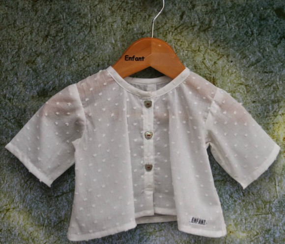 Oliver + S Lullaby Layette shirt