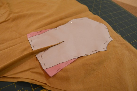 Customizing the Oliver + S Nature Walk Pants