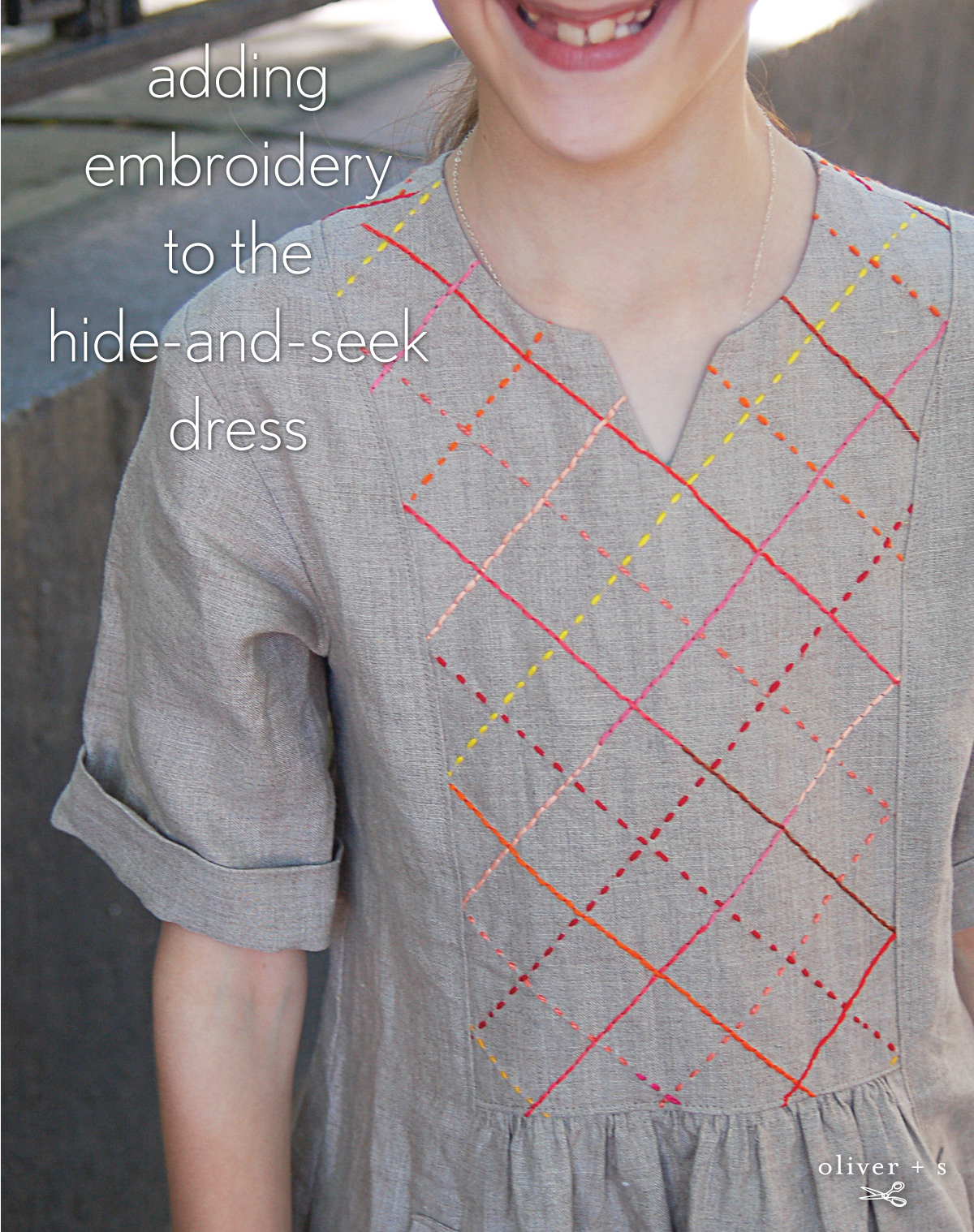 Embroidered Garments