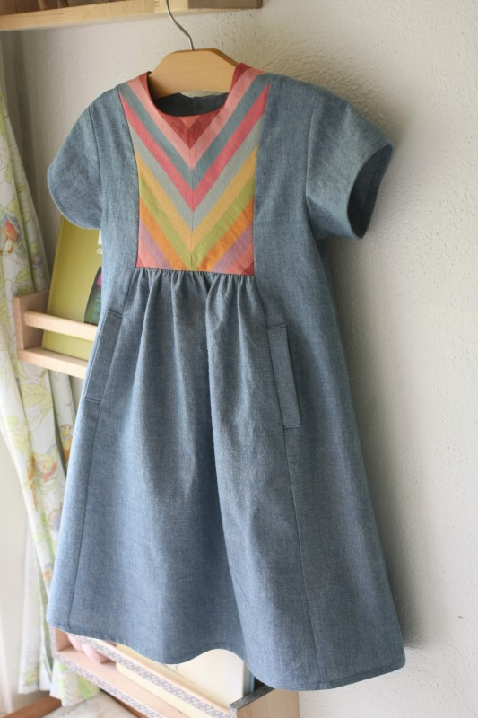 Rainbow Oliver + S Hide-and-Seek Dress