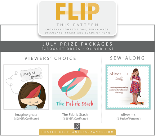 Flip This Pattern Prizes