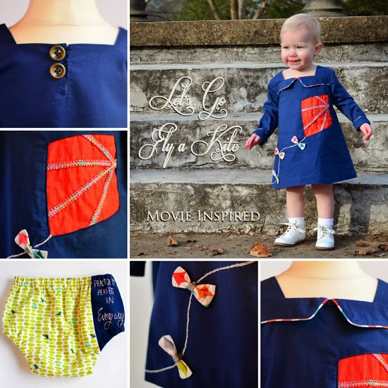 Customized Oliver + S Croquet Dress