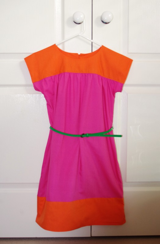 Oliver + S Ice Cream Dress in size 12