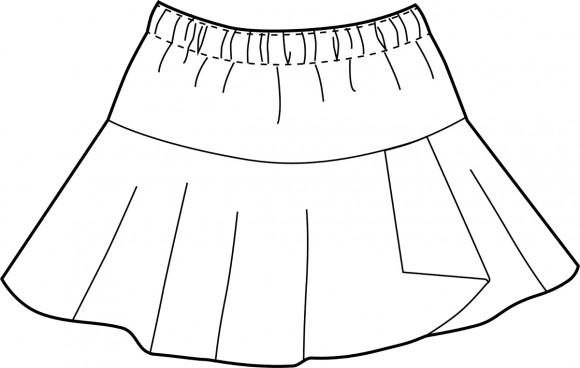 Oliver + S Hula Hoop Skirt