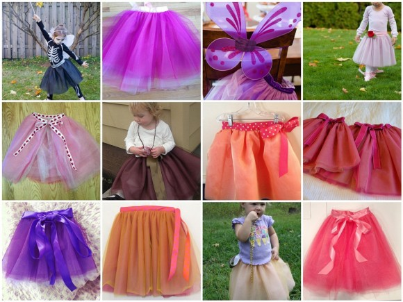 Oliver + S Little Things to Sew tutus