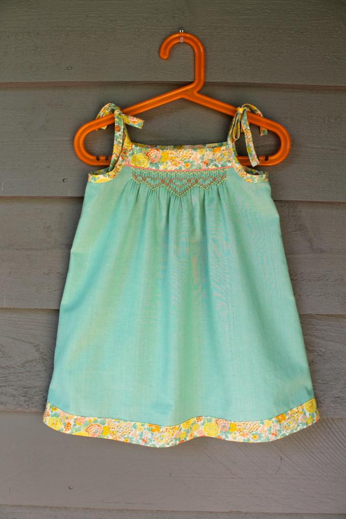 Heirloom Techniques: Smocked Dress Round-Up   Blog   Oliver + S
