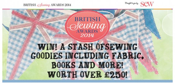 2014 British Sewing Awards