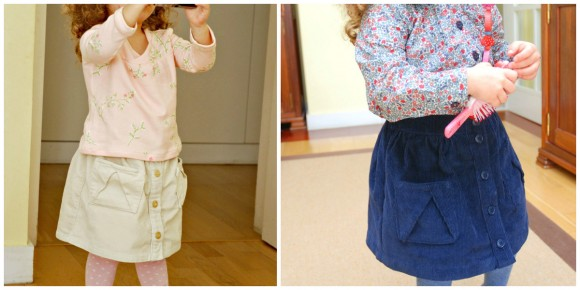 Oliver + S Hopscotch Skirts