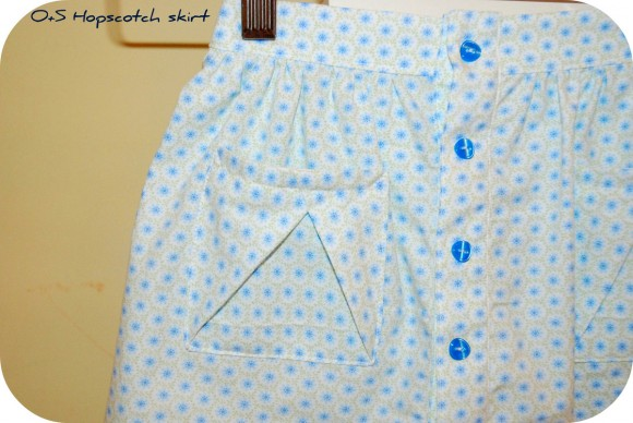 Oliver + S Hopscotch Skirt