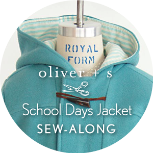 Oliver + S School Days Jacket Sew-Along button