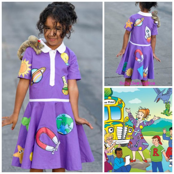 Customized Oliver + S Jump Rope Dress