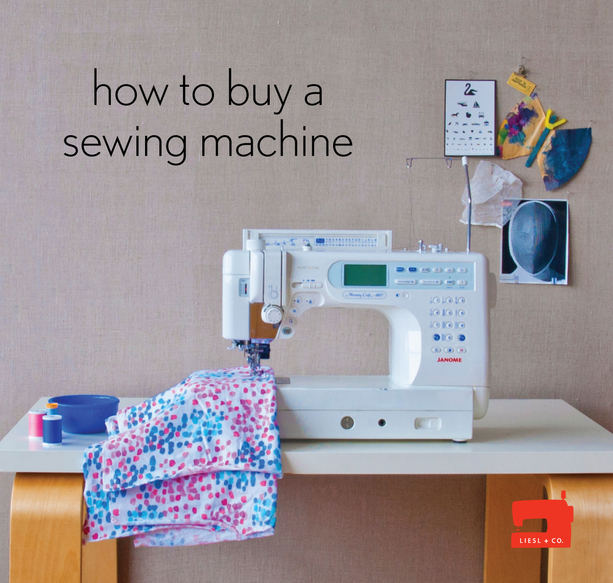 ask me: how to buy a sewing machine