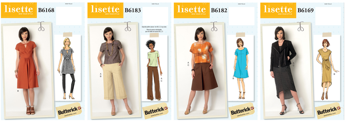 Introducing New Lisette Patterns for Butterick | Blog | Oliver + S